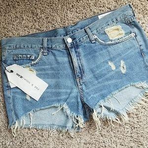 NWT rag & bone shorts